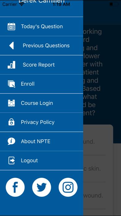 NPTE Final Frontier screenshot two