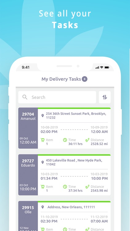 BLAZE Delivery screenshot-1