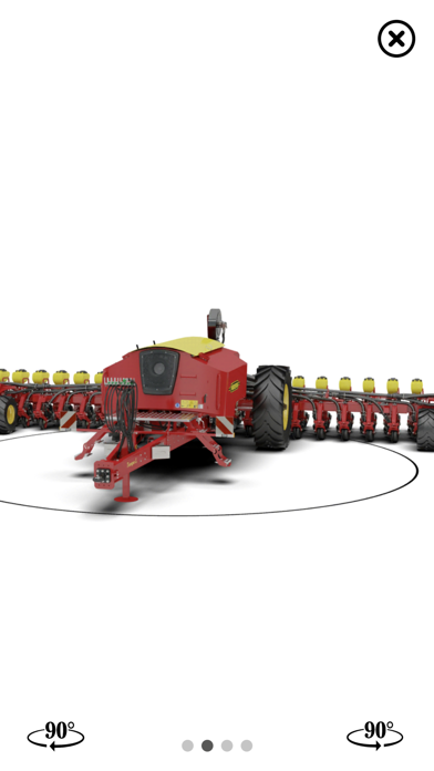 Vaderstad AR screenshot three