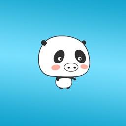 Panda Gif Stickers