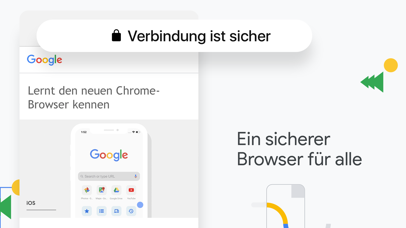 Screenshot for Google Chrome in Switzerland App Store