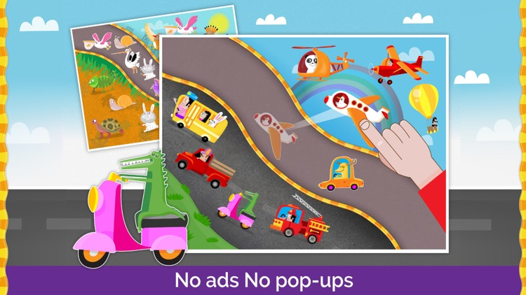 Pre-k preschool learning games screenshot-3