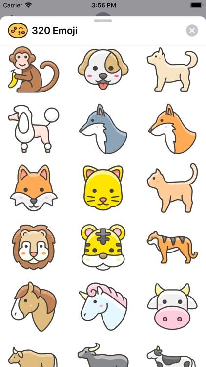 320 Emoji screenshot-7