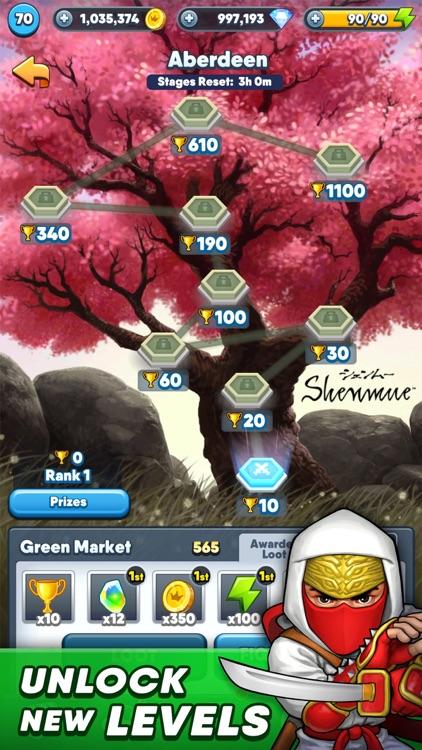 SEGA Heroes: RPG Match 3 Games screenshot-5