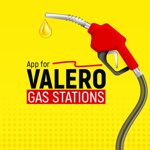 App to Valero Gas Stations