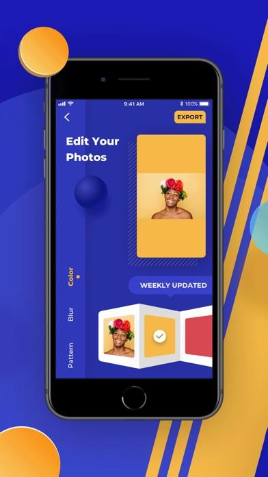 Screenshot for Instant Followers Stories Plus in Jordan App Store