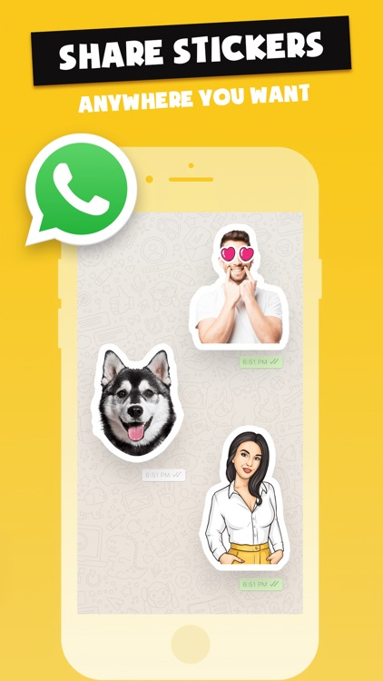 Emoji Stickers! for Whatsapp screenshot-4