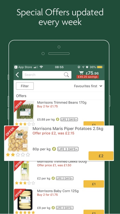 Morrisons Groceries screenshot-3