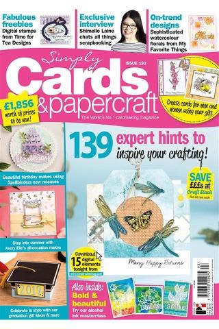 SIMPLY CARDS & PAPERCRAFT - náhled