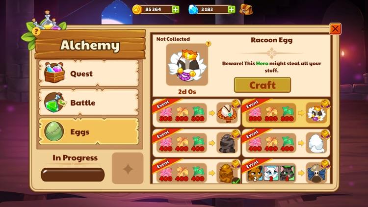 Dungeon Dogs - Idle Hero RPG screenshot-9