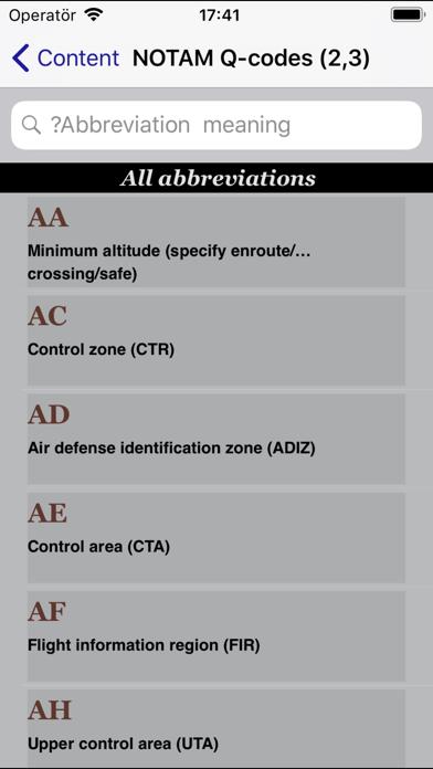 AviationCodeのおすすめ画像6