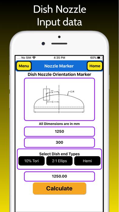 Nozzle Orientation Marker Pro screenshot 7
