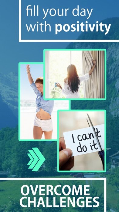 Positive Affirmations App screenshot 2
