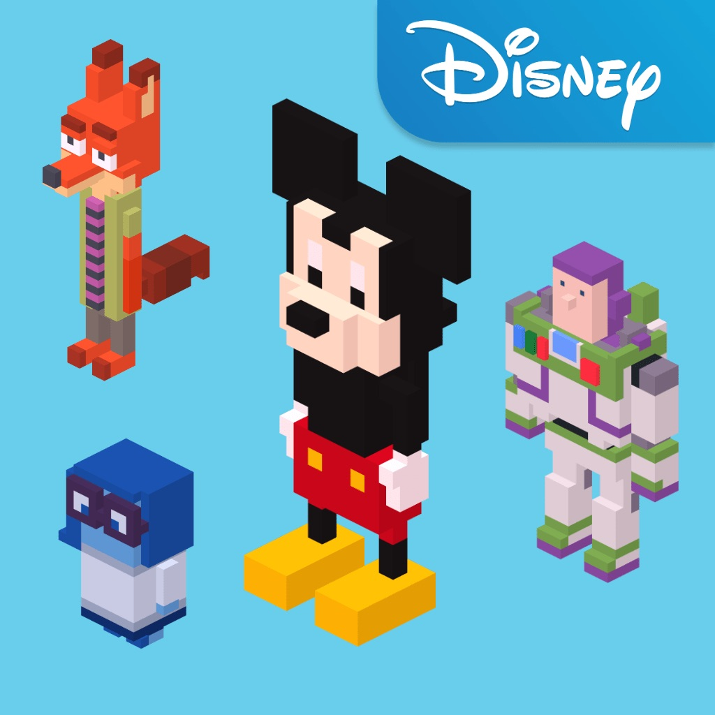 Disney Crossy Road (Mod)