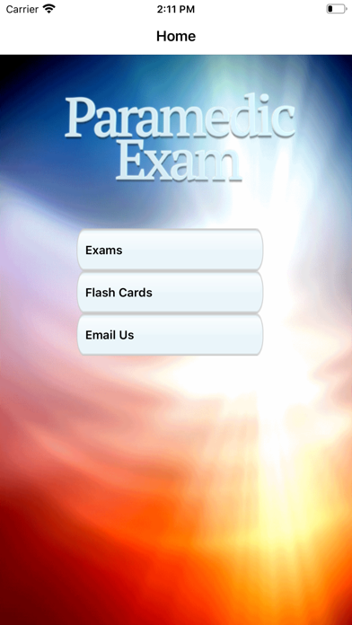 Paramedic NRP Exam Prep screenshot 1