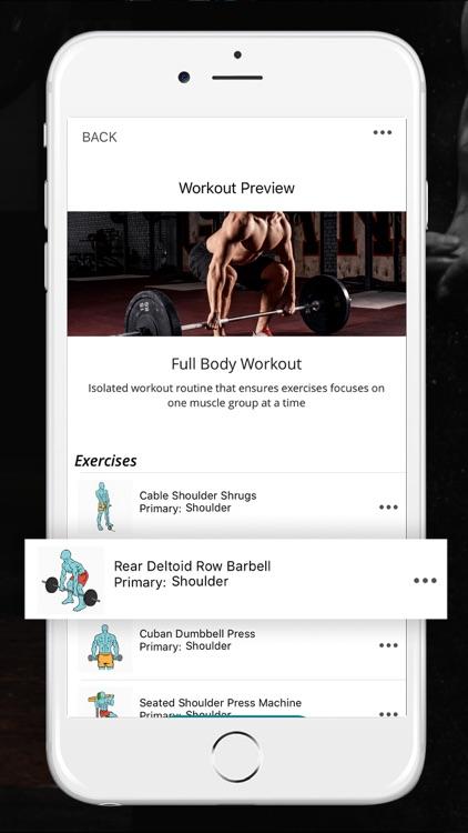 BULK: Workout & Meal Plans screenshot-5