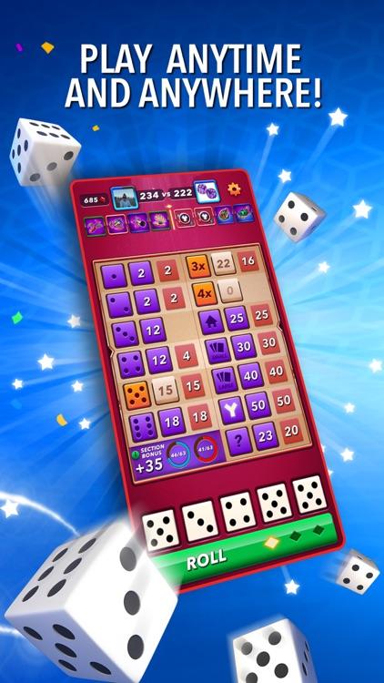 Yatzy Dice Clash - Dice Game screenshot-6