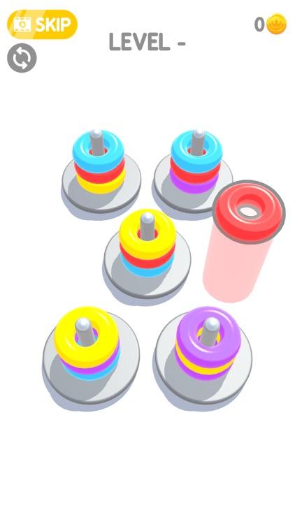 Color Sort 3D screenshot-3