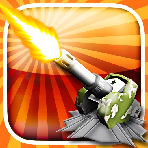 TowerMadness: 3D Tower Defense