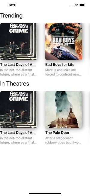 Muvo Watch Best Movie Trailers On The App Store