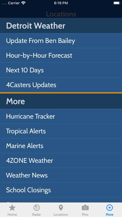 Local4Casters Weatherのおすすめ画像4