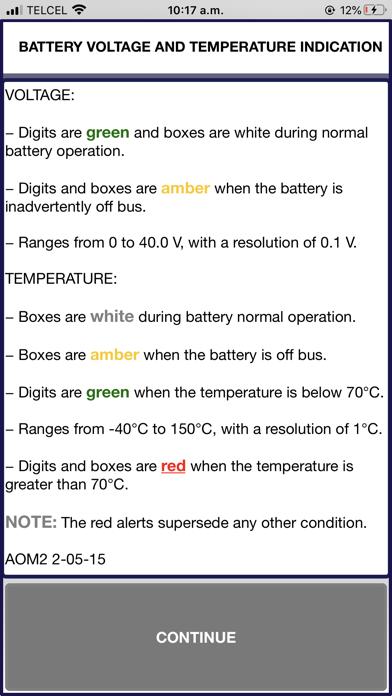 EMB 145 Training Guide PRO screenshot 6
