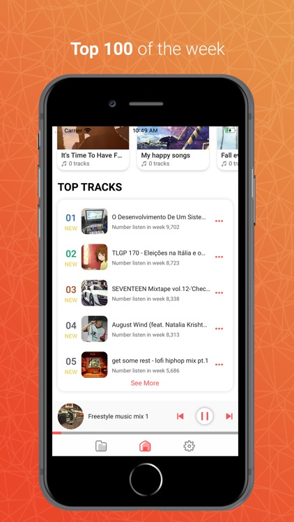 Super Music Player screenshot-5