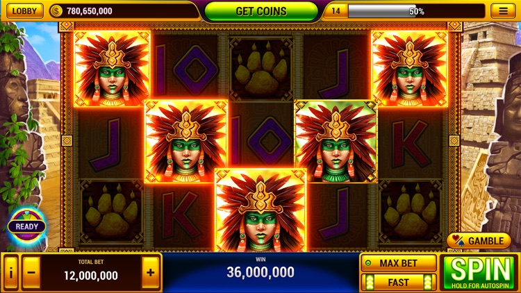 Vegas Slots Casino ™ Slot Game screenshot-4
