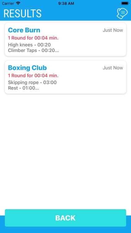 Boxing Timer Pro screenshot-7