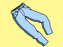 Pant Stickers