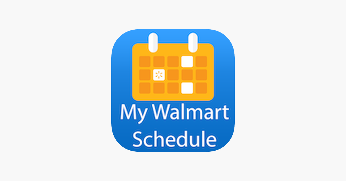Walmart Ociate Login Wire | My Walmart Schedule On The App Store