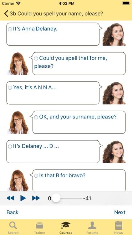 LEO dictionary screenshot-4
