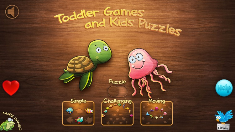 Toddler Games and Kids Puzzles screenshot-4