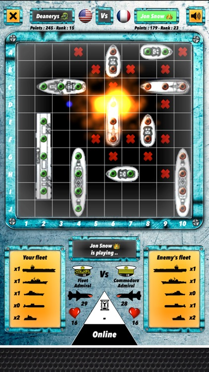 Battleship Board Game screenshot-0