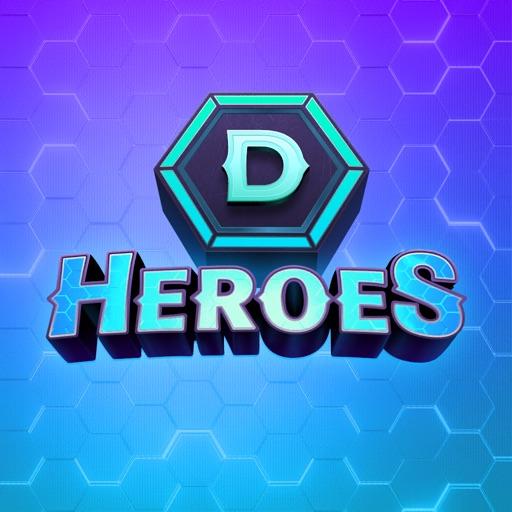 DHeroes: Карточные Битвы (CCG)