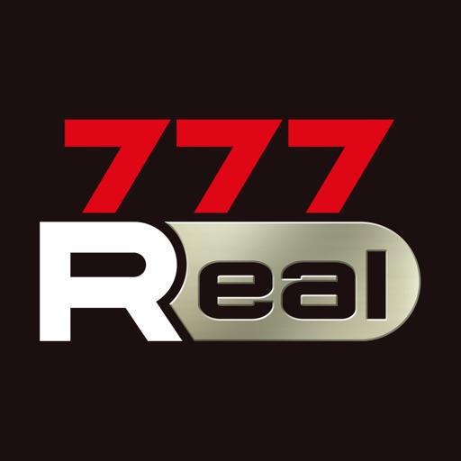 777Real(スリーセブンリアル)-無料パチスロアプリ, 人気パチスロアプリ, パチスロ, サミー-512x512bb