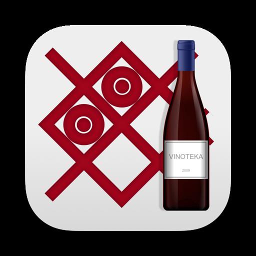 Vinoteka 酒窖管理 for Mac