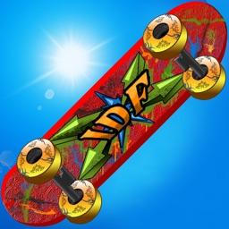 Skate Parkour Mania