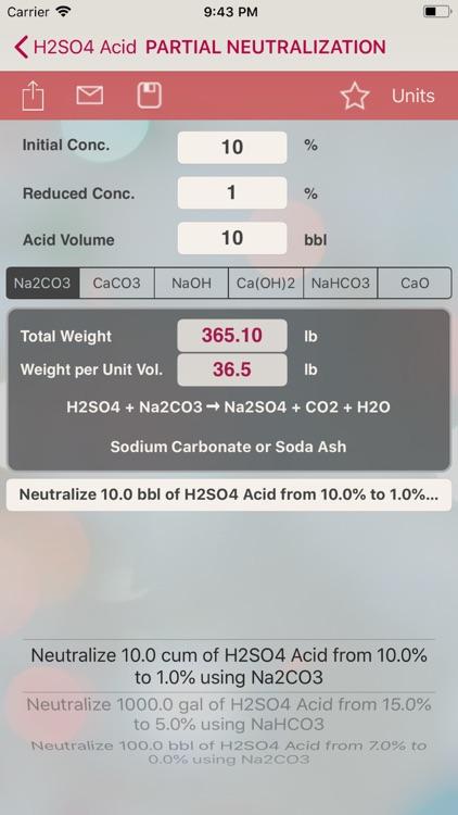 H2SO4 Acid screenshot-3