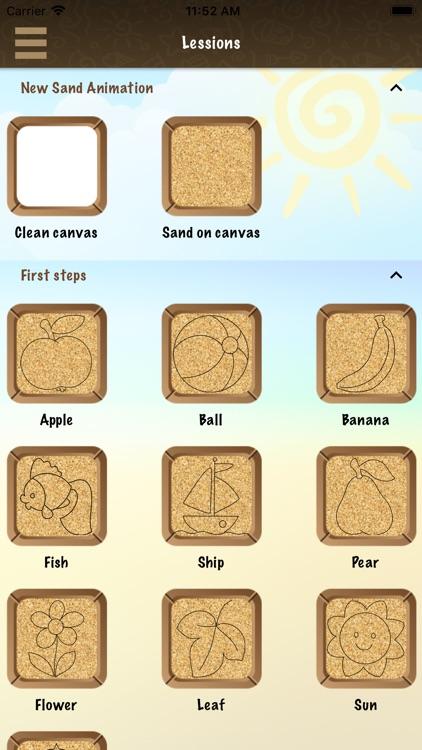 Sand Art Magic screenshot-9