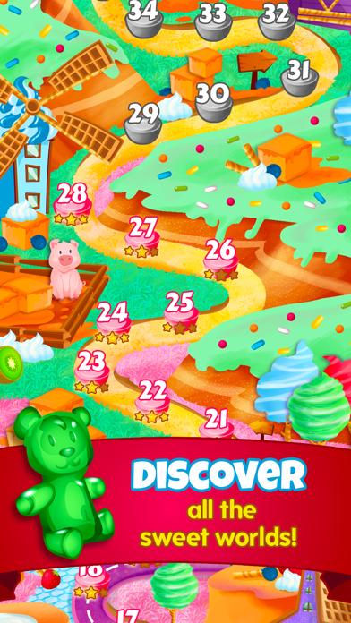 Sugar Blast: Sweet Collapse screenshot 2