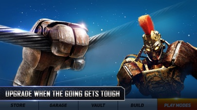 Screenshot for Real Steel in Canada App Store