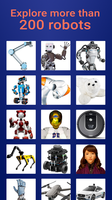Robots Guide screenshot 2