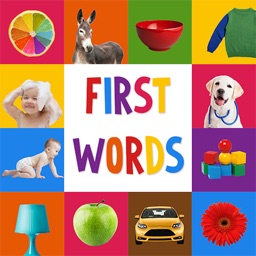 First Word for Baby: Preschool