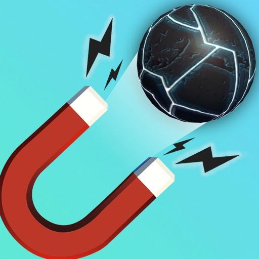 Magnet Run: Magnetic Push Away