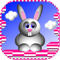 App Icon for Bunny Hoppy App in Bahrain App Store