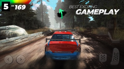 Real Rally: Drift & Rally Raceのおすすめ画像1