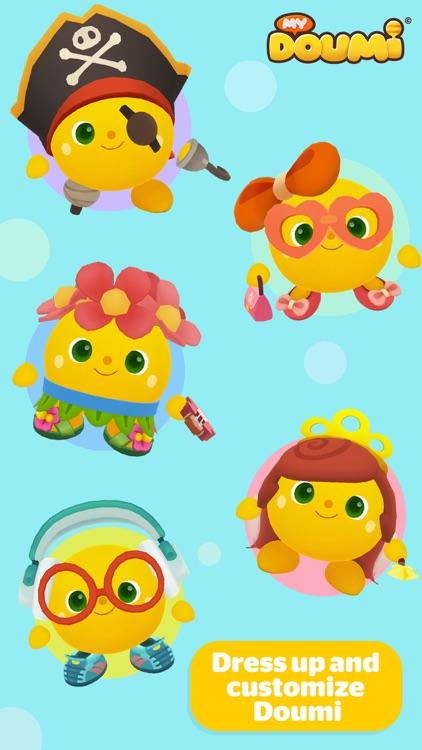 My Doumi - Virtual Pet Game screenshot-3