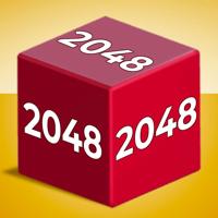AI Games FZ - Chain Cube: 2048 3D merge game artwork