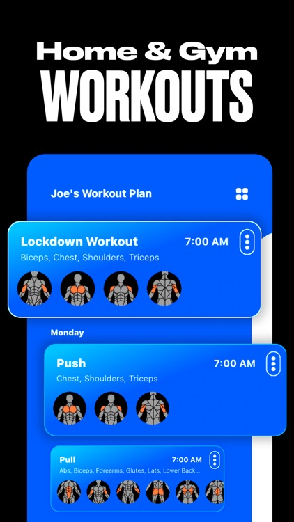 GymStreak: Workout Planner AI